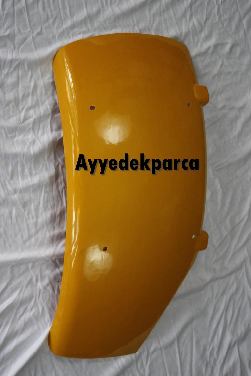 123/03523 Ön Çamurluk Sol - Sarı