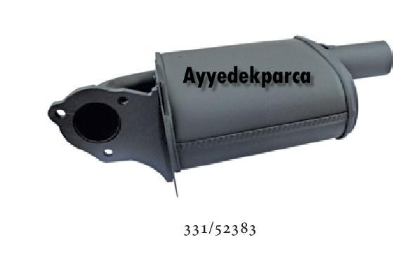 331/52383 Egsoz Susturucu