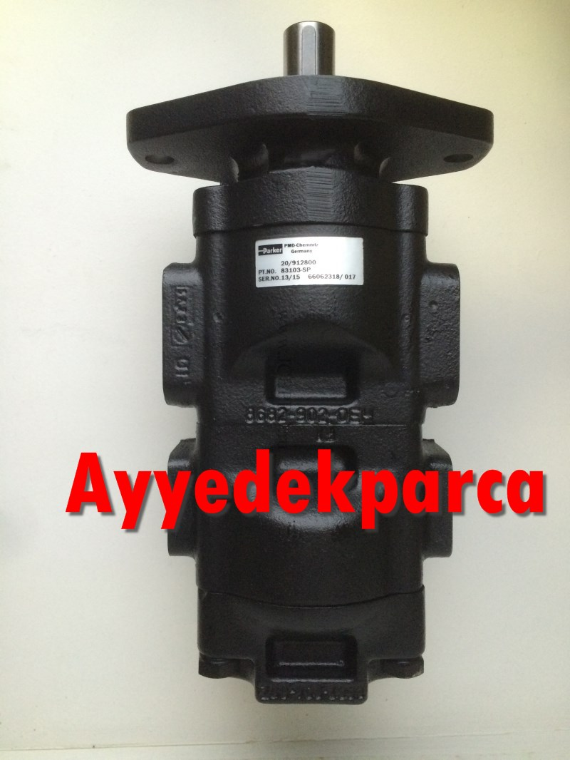 20/912800 Hidrolik Pompa