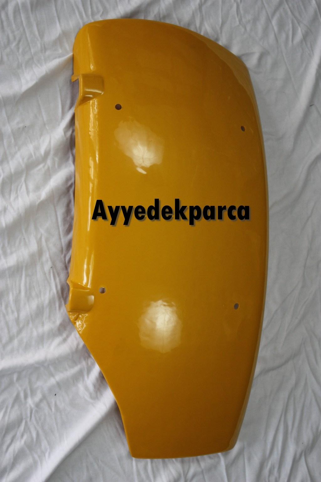 123/03524 Ön Çamurluk Sağ- Sarı