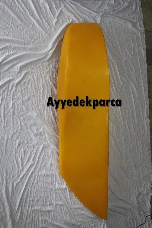 123/02298 Arka Çamurluk - Sol E.M