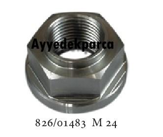 826/01483 Ayna Mahruti Somunu